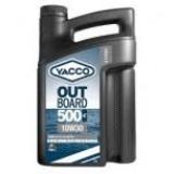 Kahetaktiliste ja DFI  mootorite õli YACCO OUTBOARD 1000 2T 5L